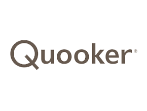 Quooker Logo Wit